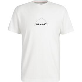 Mammut Trovat T-shirt Herrer, hvid